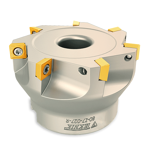 Indexable Milling Tool-Holders